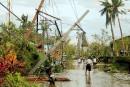 Philippines: le typhon <em>Nock-Ten</em> fait quatre morts