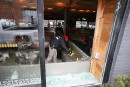 Des incendiaires s'acharnent sur deux restaurants de Montréal