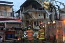 L'incendiaire présumé du centre-ville peut faire face aux accusations