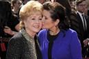 Debbie Reynolds s'éteint un jour après sa fille