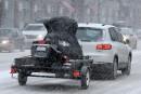 Le neige stoppe Nez rouge à Québec et Lévis