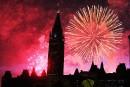 Les célébrations du 150e du Canada sont lancées