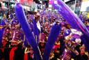 Un million de personnes pour la tombée de la boule à Times Square