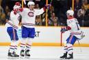 Le Canadien défait les Predators en prolongation