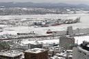 Agrandissement du Port de Québec: la troisième étude acceptée