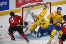 Mondial junior: le Canada rejoint les États-Unis en finale