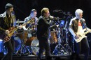 U2 sur la route en 2017