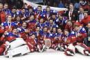 Mondial junior: le bronze à la Russie