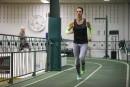 Charlebois complète son premier marathon dans des conditions difficiles