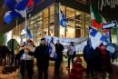 Mondial junior: manifestation pour une Équipe Québec