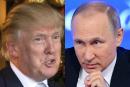 Un projet de rencontre entre Trump et Poutine en Islande démenti