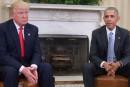 Barack Obama, une fin de présidence au goût amer