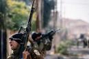 Lutte à l'EI: percée des forces irakiennes à Mossoul, attentat à Bagdad