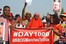 1000 jours de captivité pour les jeunes filles de Chibok