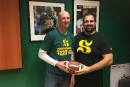 Brent Bailey devient coordonnateur offensif du Vert & Or