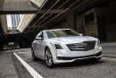 Trump, pas Trump, Cadillac n'annulera pas la vente aux États-Unis d'un modèle fabriqué en Chine