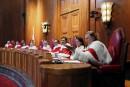 Les juges de la Cour suprême du Canada souvent du même avis