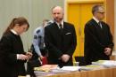La Norvège justifie le régime carcéral du «dangereux» Breivik