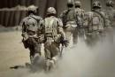 Irak: le doute plane sur la nature des blessures de sept soldats canadiens
