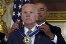 Biden, «lion de l'histoire américaine»