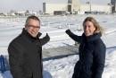 Le pdg du Port de Québec rêve de croisières en hiver