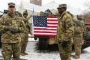 OTAN: l'arrivée des soldats américains saluée en Pologne, dénoncée en Russie