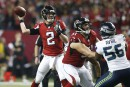 Les Falcons battent les Seahawks36-20<strong></strong>