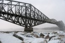 Labeaume dénigre le rapport préliminaire sur le pont de Québec