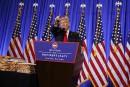 Pour son premier jour, Donald Trump voudra effacer le bilan Obama