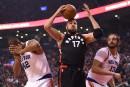 Les Raptors dominent au 3e quart et battent les Knicks