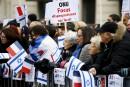 Conflit israélo-palestinien: une solution négociée, et rien d'autre