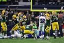 Les Packers éliminent les Cowboys sur le dernier jeu