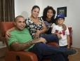 Les Herrera obtiennent leur statut de réfugiés