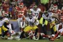 Les Steelers l'emportent contre les Chiefs 18-16