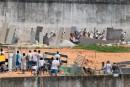 La police tente d'éviter un nouveau carnage dans une prison brésilienne