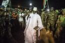 Gambie: le président sortant Jammeh décrète l'état d'urgence