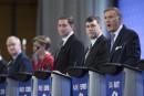 Débat conservateur: Bernier attaqué sur plusieurs fronts