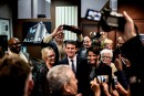 Un jeune homme tente de gifler Manuel Valls