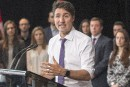 Bilinguisme: Justin Trudeau fait amende honorable