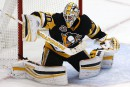 Matt Murray contre le Canadien