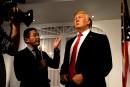 Chez Madame Tussauds, Trump a déjà remplacé Obama