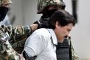 «El Chapo» veut être présent physiquement aux audiences