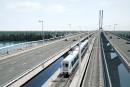 Train de la Caisse: CDPQ Infra critique le rapport du BAPE