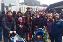 Marche des femmes: des Québécois refoulés à la frontière américaine