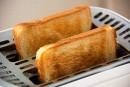 Ne grillez pas trop vos toasts... vous risquez le cancer