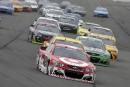 NASCAR: les courses divisées en étapes dès la saison prochaine