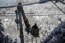 Tempête de neige: Hydro-Québec en renfort aux États-Unis