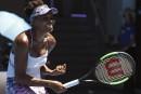 Internationaux d'Australie: Venus Williams contre Coco Vandeweghe en demi-finale