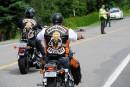 Des motards expulsés du Crapaud