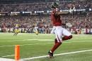 Falcons: congé d'entraînement pour Julio Jones